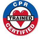 First Aid and CPR certified